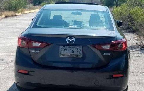 Hermoso Mazda 3 versión S