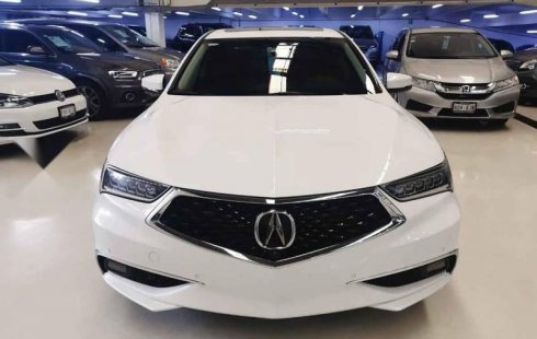 Acura Tlx 2018 Tlx Advance