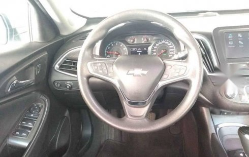 Chevrolet Malibu 2018 4p LT Tela L4/1.5/T Aut
