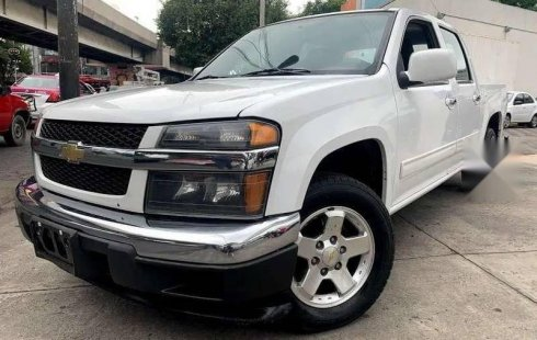 Chevrolet Colorado C, Doble Cabina 4x2 Aut