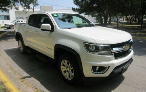 Chevrolet Colorado 2017 3.6 V6 WT Paq. C 4x4 At