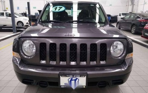JEEP PATRIOT SPORT ATX 2017