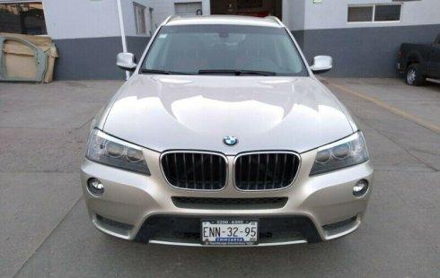 BMW X3 XDRIVE 28IA TA AC 2013