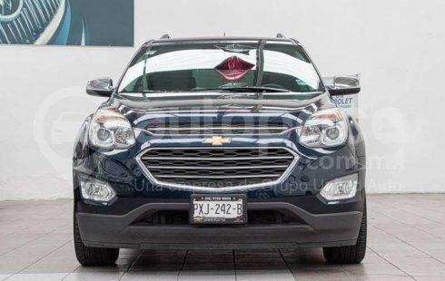 Chevrolet Equinox 2017 1.5 Premier Piel At
