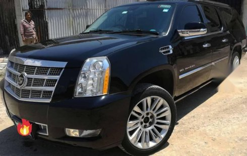 Cadillac escalade esv platinum 2010