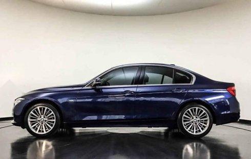 BMW Serie 3 2017 Con Garantía At