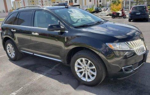 SUV Lincoln MKX 2013