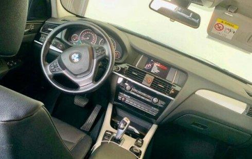BMW X3 sDRIVE20iA 2016