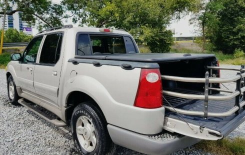 Ford Explorer SPORT TRACK XLT ‼️ ÚNICO DUEÑO ‼️
