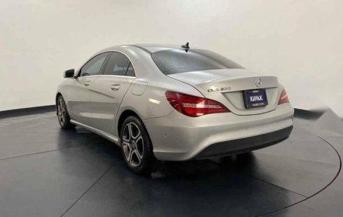 Mercedes Benz Clase CLA 2018