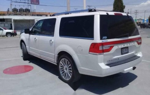 Lincoln Navigator 2015 5p Reserve L V6/3.5/T Aut 4
