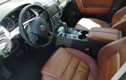 Volkswagen Touareg 2016 5p V6/3.0/TDI Aut