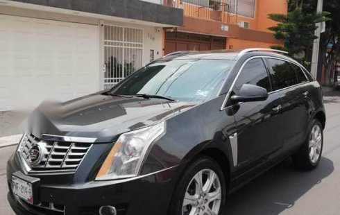 Cadillac srx4 2016 nuevecita reestrenela