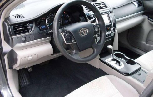 Toyota camry 2012 le 4 cil