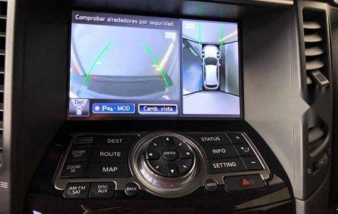 Infiniti QX70 2014 5p 3.7 SEDUCTION 4WD TA