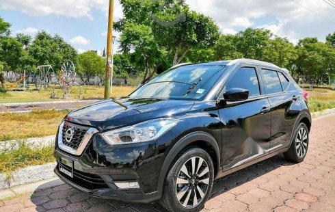 Impecable nissan kicks advance 2017 automatica