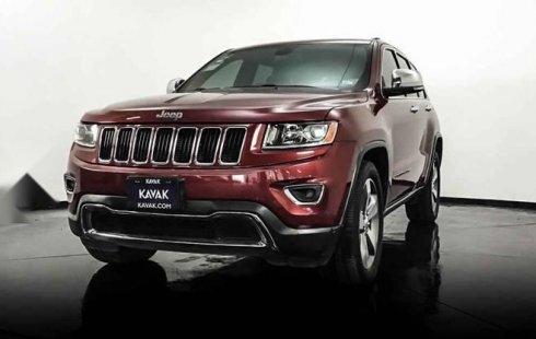 Jeep Grand Cherokee 2014 Con Garantía At
