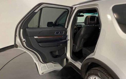 Ford Explorer 2017 Con Garantía At