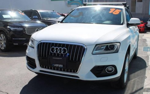 Audi Q5 2015 2.0 L4 Trendy Tiptronic At