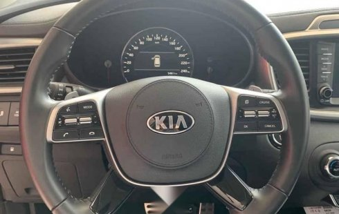 Kia Sorento 2020 5p SX, V6, TA 8Vel, A/AC, Piel