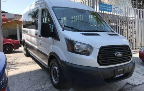 Ford Transit 2015 Bus 18 pasajeros AT