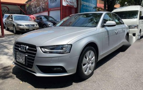 Audi A4 2013 Trendy Plus Fact de Agencia Impecable