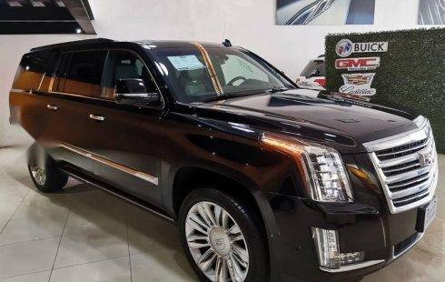 Cadillac Escalade 2017 6.2 Platinum 4x4 At