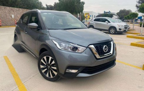 IMPECABLE NISSAN KICKS EXCLUSIVE MODELO 2017!!