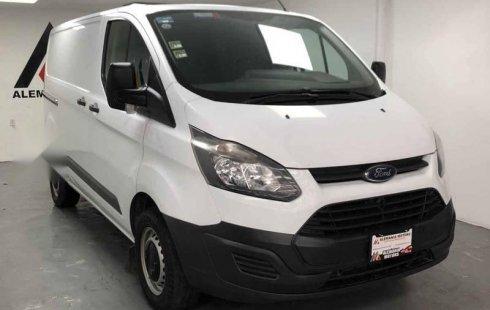Ford Transit 2016 4p Custom Van Corta L4/2.2/T Die