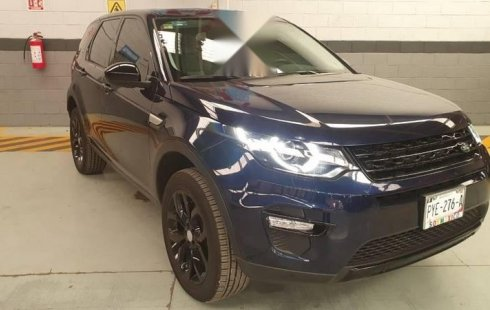 Land Rover Discovery Sport 2019 2.0 HSE Piel 7 Pa