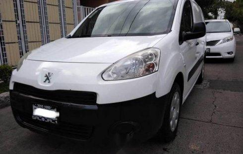 Peugeot Partner 2015 seminueva