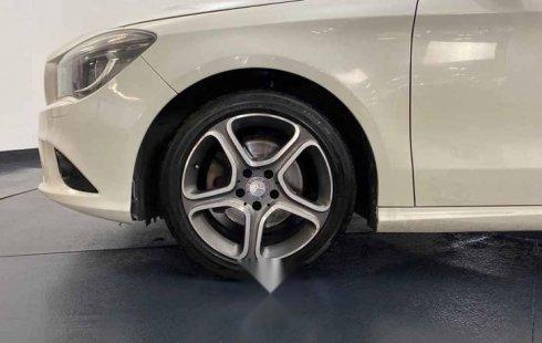 21937 - Mercedes Benz Clase CLA Coupe 2014 Con Gar
