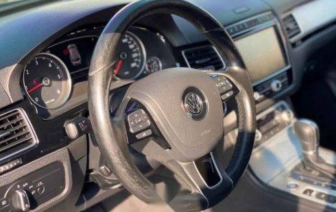 Volkswagen Touareg 2015 5p V6/3.0/TDI Aut