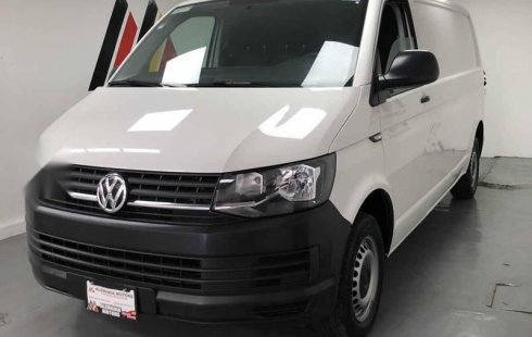 Volkswagen Transporter 2018 4p Cargo L4/2.0/TDI Ma