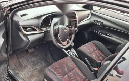 Toyota Yaris S Cvt Std 2020 *Demo Garantizado*