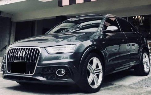 Audi Q3 S line Plus 2.0 turbo