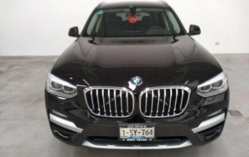 BMW X3 xDrive30i A X Line Black