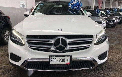 MERCEDES BENZ GLC 300 OFF ROAD 2017!!!EXIGENTES!!