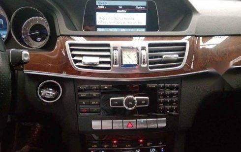 Mercedes-Benz Clase E 2014 E 200 CGI Avantgard