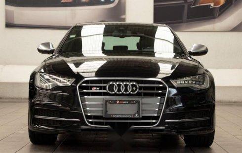 Audi A6 2014 4.0 V8 S6 S-Tronic Quattro At