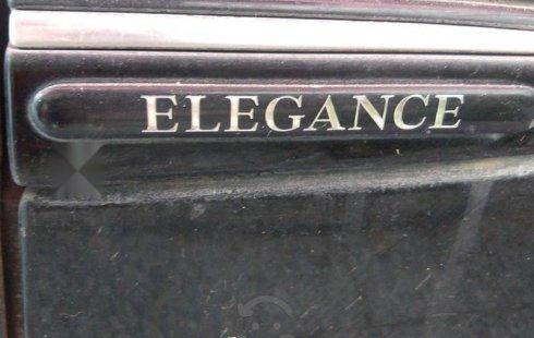 Mercedes-Benz clase E  blindado