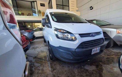 Ford Transit 2016 Turbo Diesel 9 Pasajeros