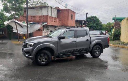 Nissan NP300 Frontier 2019 equipada.