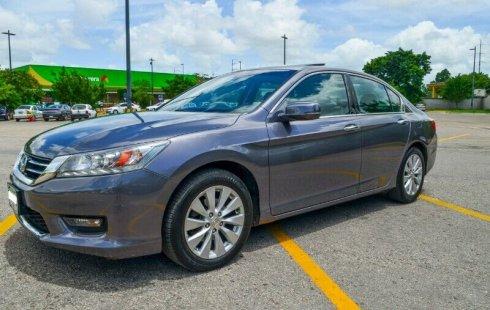 Honda Accord EXL 2014
