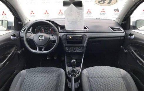 Volkswagen Gol Sedan Trendline Manual 2018, a crédito