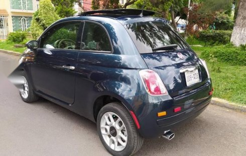 Fiat 500 Q/C impecable factura original de Fiat