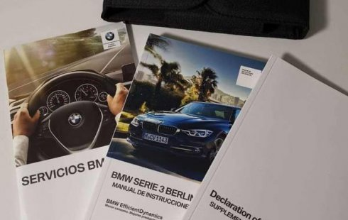 BMW serie 3 3.0 340i A M Sport At