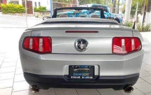 Ford Mustang 2010 3.7 Coupe Convertible At
