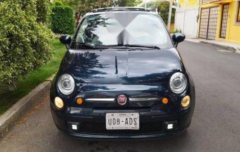 Fiat 500 Q/C impecable factura original de Fiat