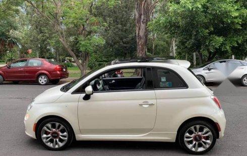 Fiat 500 Sport 2014 Fac Agencia